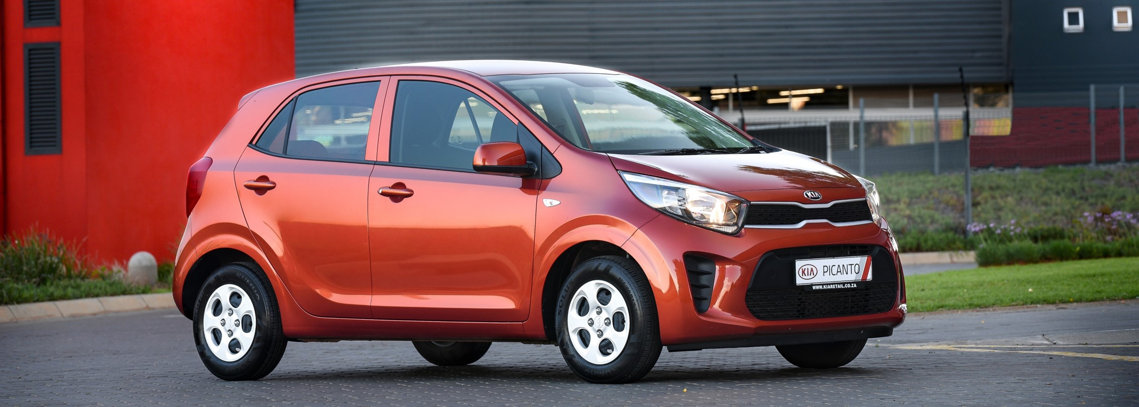 Kia Picanto, now with free fuel