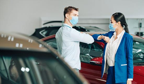 Selling your car through Motus blog card image