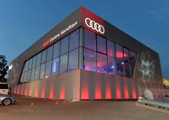 Audi Centre Sandton dealer image0