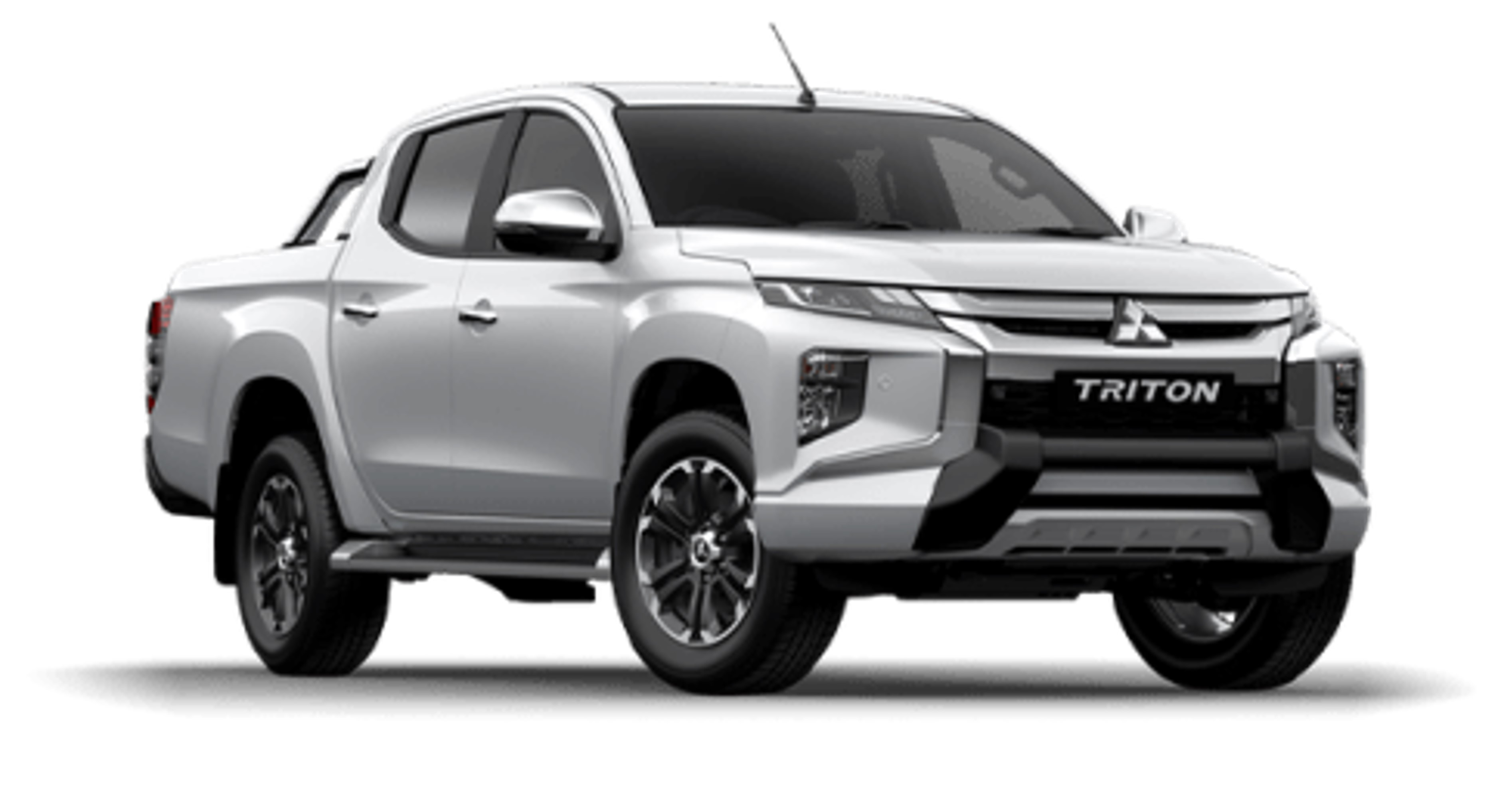 Mitsubishi Triton 2.4L 4x2 Manual from only R529 900 banner