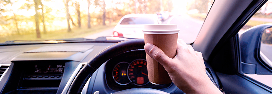 5 Tips to avoid distractions whilst driving