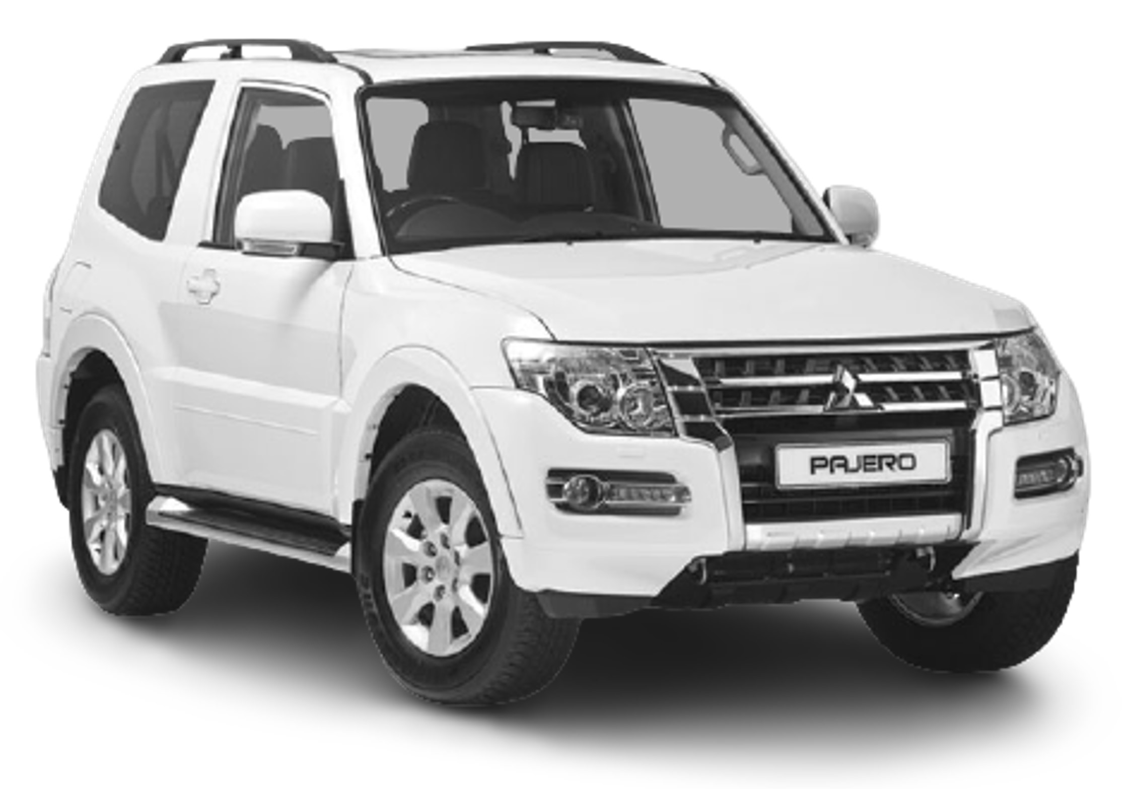 Mitsubishi Pajero SWB 3.2L GLS A/T from only R724 900 banner