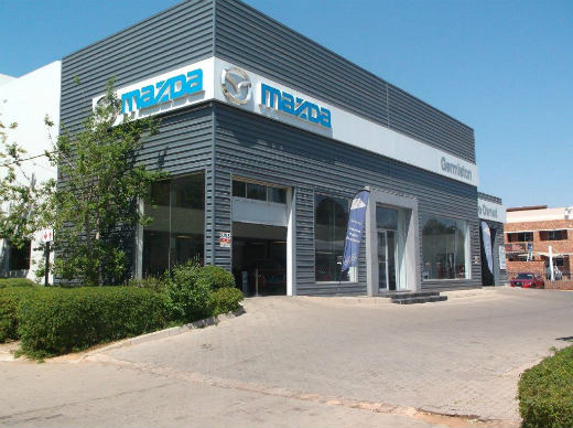 Motus Mazda Germiston dealer image0