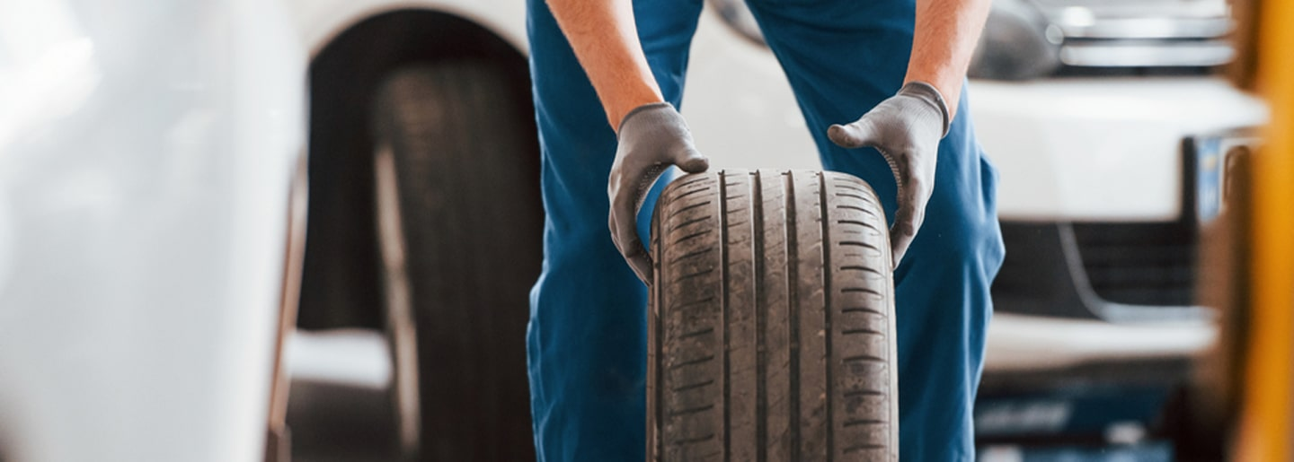 Car Hack: Rotate your tyres to extend their life and improve performance!