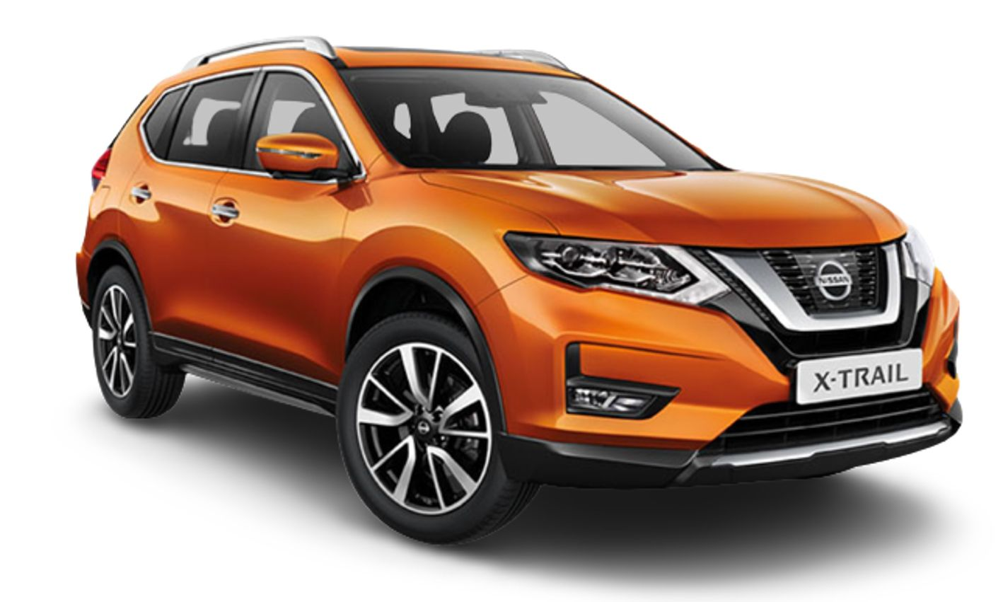 Nissan X-Trail Acenta CVT from R518 900 or R6 399pm banner