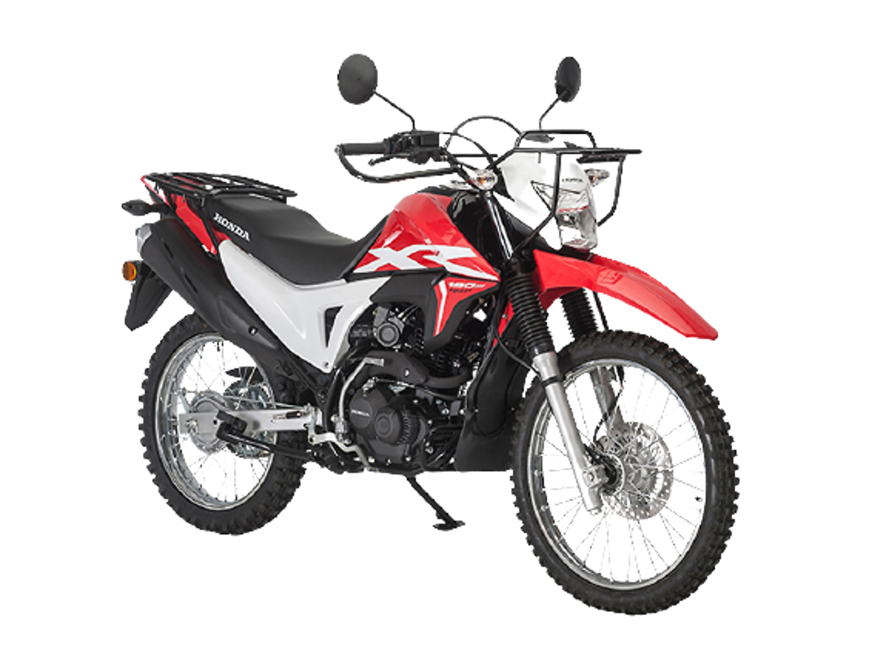 Honda XR190 Models from only R49 900 banner