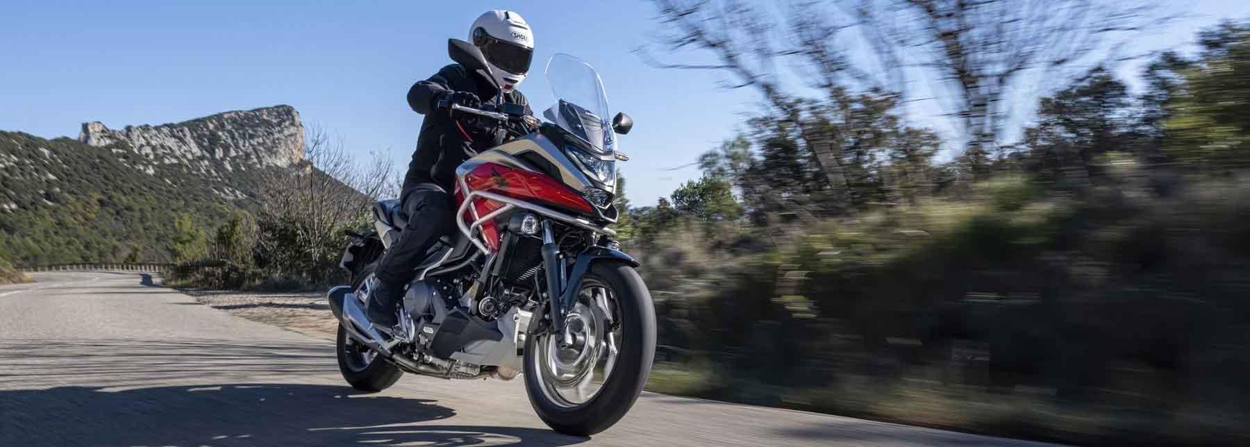 Honda's NC750X updated