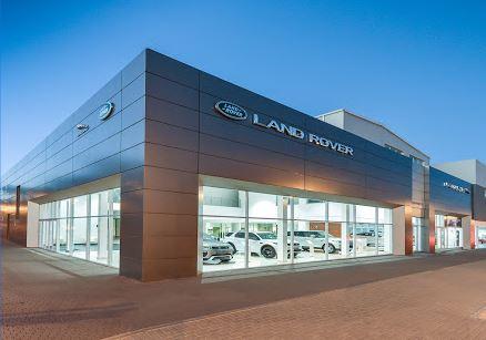 Land Rover Bloemfontein dealer image0
