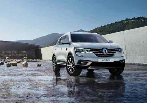 Refreshed Renault Koleos goes on sale blog card image
