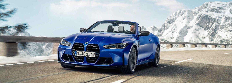 BMW takes wraps off M4 convertible
