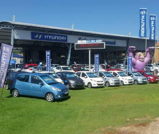 Hyundai Constantia Kloof dealer image0