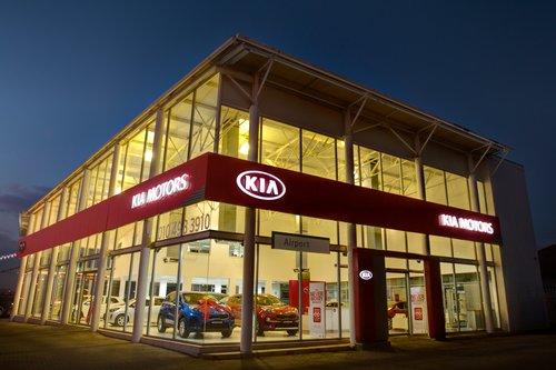 Kia Airport dealer image0