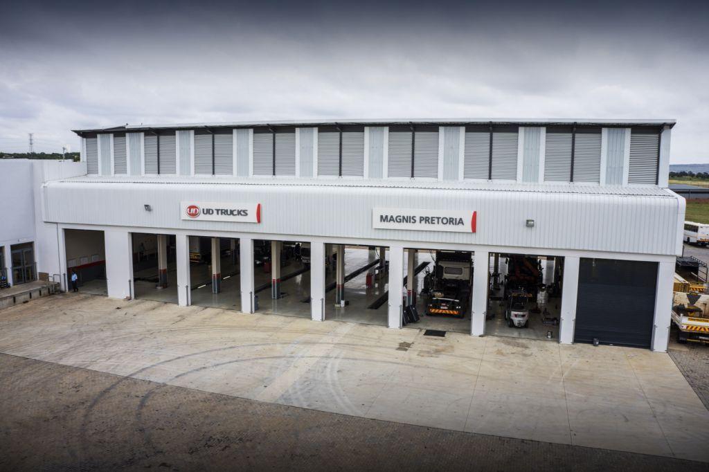 Magnis UD Trucks Pretoria East dealer image0